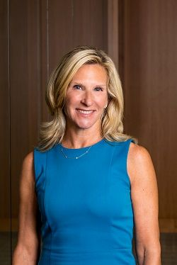 Peggy Koenig P'17, managing partner and co-chief executive officer at investment firm ABRY Partners.