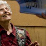 Judith Magyar Isaacson '65, LL.D. '94, dies at age 90