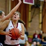 Video: Art of rebounding with Allie Coppola '17