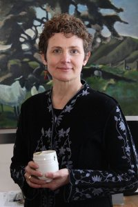 Community chaplain Kate Braestrup will give the 2016 Zerby Lecture at Bates. (Marti Stone).