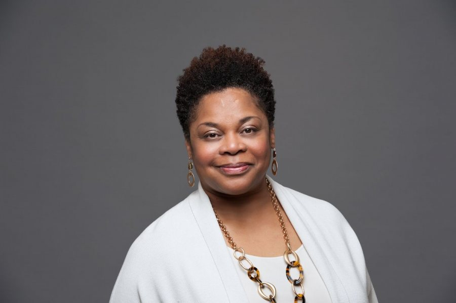 Crystal Williams is a professor of English, chief diversity officer, and associate vice president for strategic initiatives at Bates.