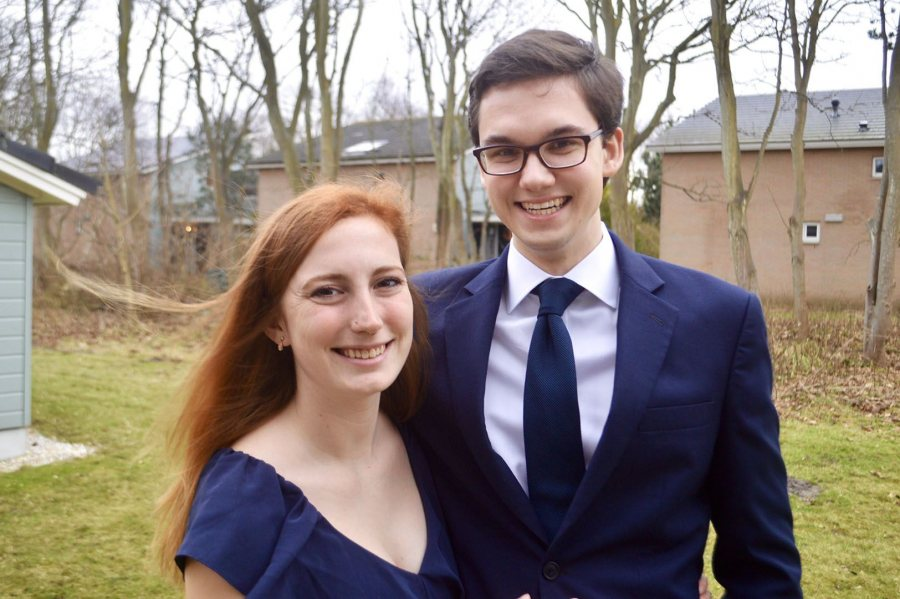 Debate partners Zoë Seaman-Grant '17 and Matt Davis '18 made it to the finals of the 2017 World Universities Debating Championships in The Hague, Netherlands.