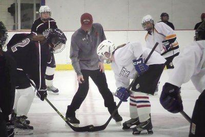 thumb club hockey video