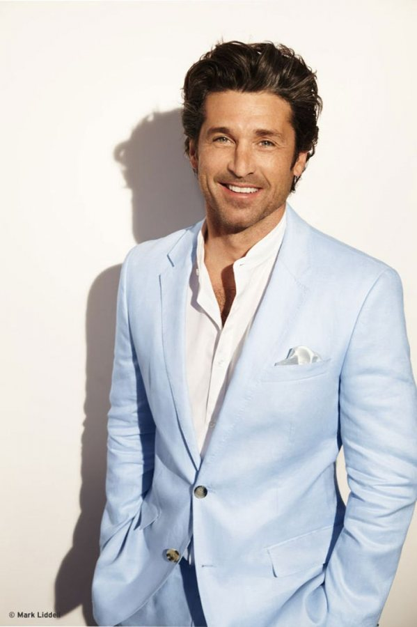 Patrick Dempsey will receive an honorary Doctor of Humane Letters degree at Commencement.