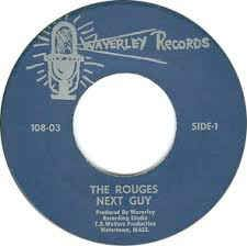 They red it wrong: The band was the Rogues, not the Rouges.
