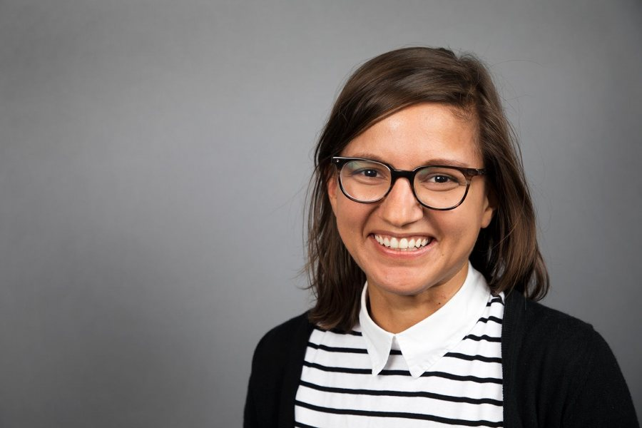Lecturer in anthropology and Mellon Diversity and Faculty Renewal Postdoctoral Fellow, Jacqueline Lyon researches intersections of race and citizenship in Latin America and the Caribbean. (Theophil Syslo/Bates College)