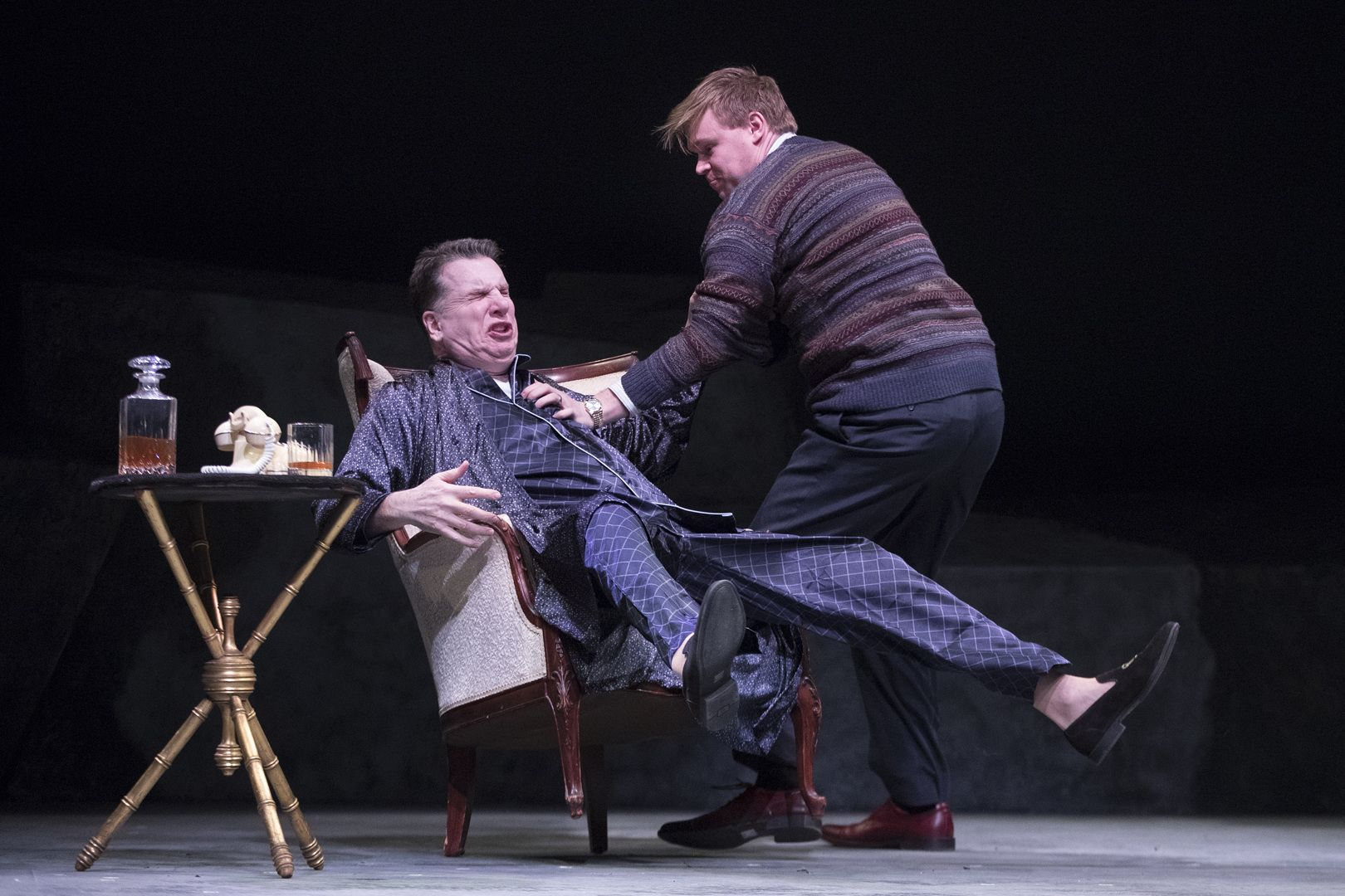 """angels in america You're reminded that, among many other things, """"angels in america"""" is a comedy, but in the biggest, most generous sense of the word i mean as in the human comedy and the divine comedy,."""