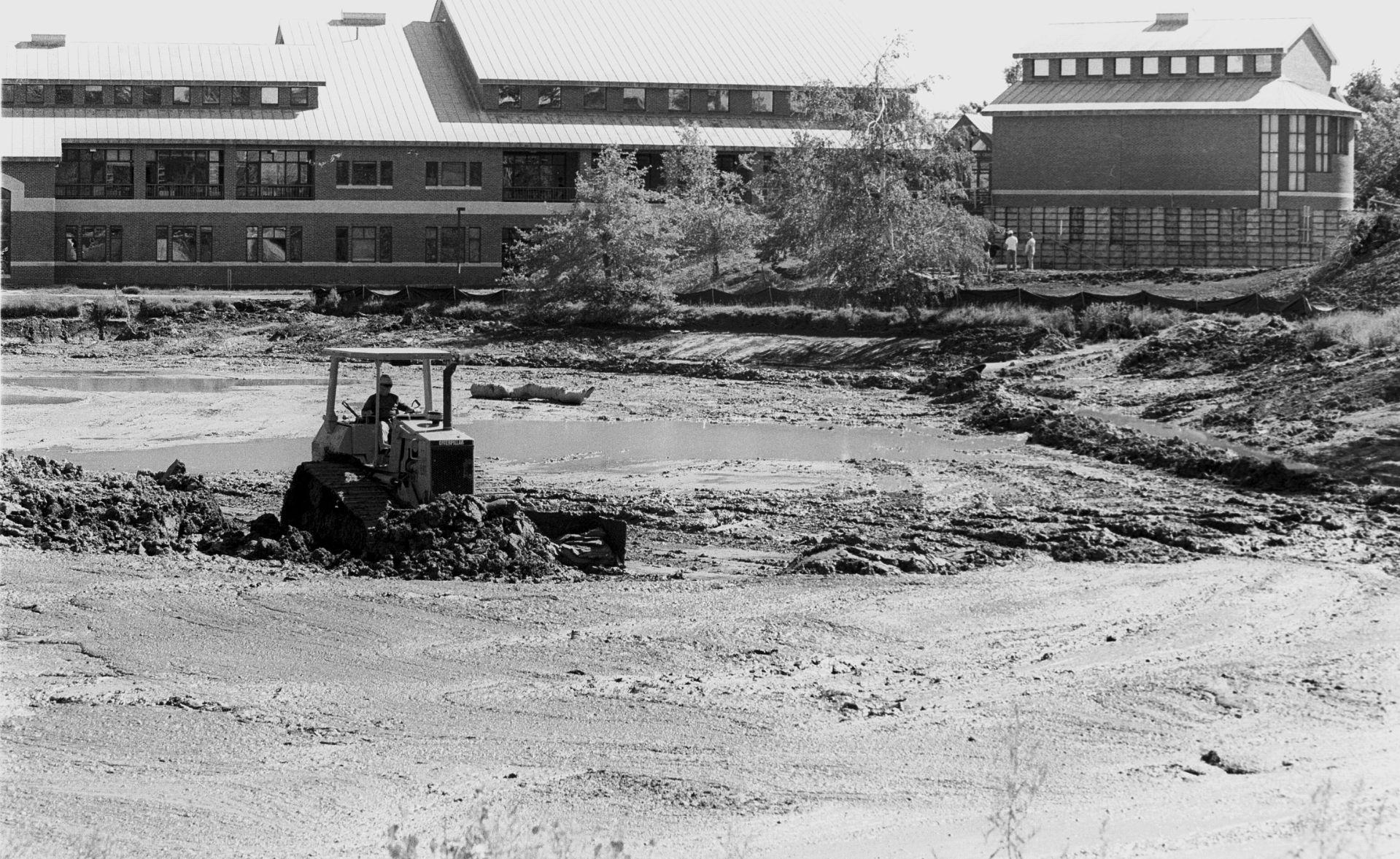 Recalling the 1998 restoration of Lake Andrews | News