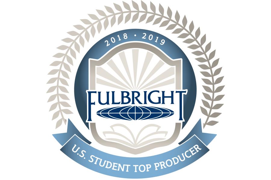 Fullbright 2018-2019 logo