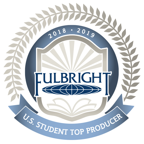 Bates College ranks fourth in the nation in Fulbright U S