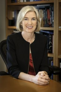Jennifer Doudna is the 2019 Commencement speaker and will receive an honorary Doctor of Science degree.