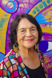 Dolores Huerta, a labor activist and civil rights icon who co-founded the United Farm Workers of America, will receive an honorary Doctor of Humane Letters degree.
