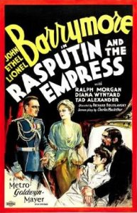 "The release of ""Rasputin and the Empress,"" a film depicting the extramarital seduction of a Russian princess, resulted in the princess suing MGM Studios in British courts. (Wikimedia Commons)"