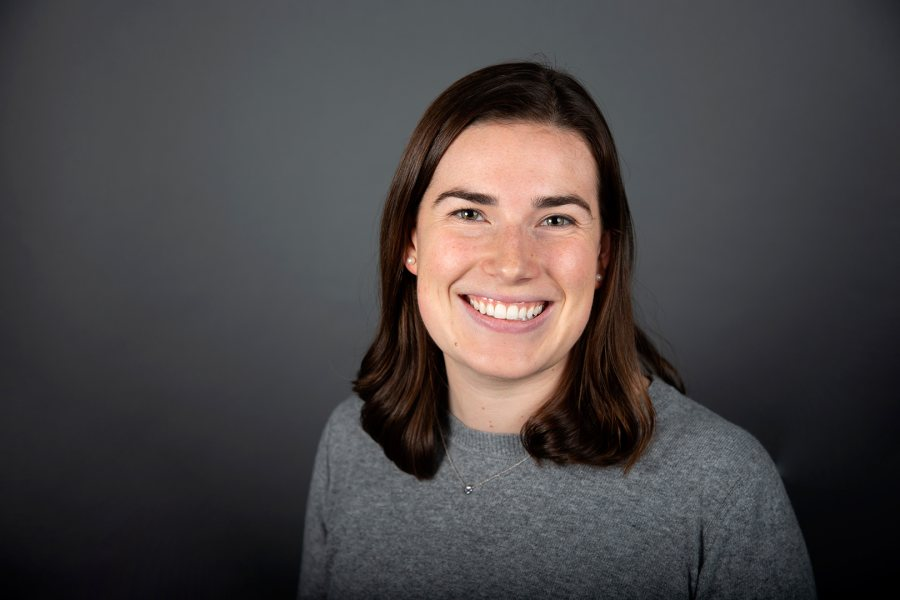 Lucy Faust '19 of Piedmont, Calif., an economics major, was offered a Fulbright English Teaching Assistant award for Indonesia. (Grace Link '19 for Bates College)