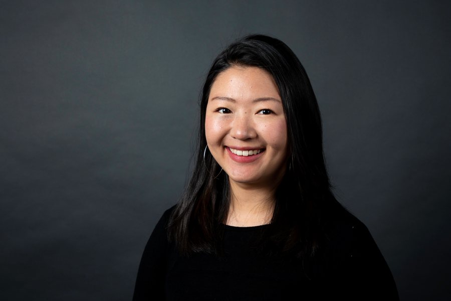 Ariel Lee '19 of Misawa, Japan, a neuroscience major, was offered a Fulbright English Teaching Assistant award for South Korea. (Grace Link '19 for Bates College)