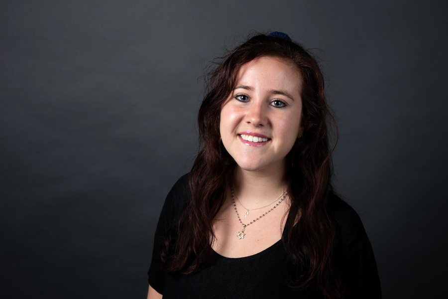 Helene Sudac '19 of Lake Forest, Ill., an interdisciplinary studies major, was offered a Fulbright English Teaching Assistant award for Spain. (Grace Link '19 for Bates College)