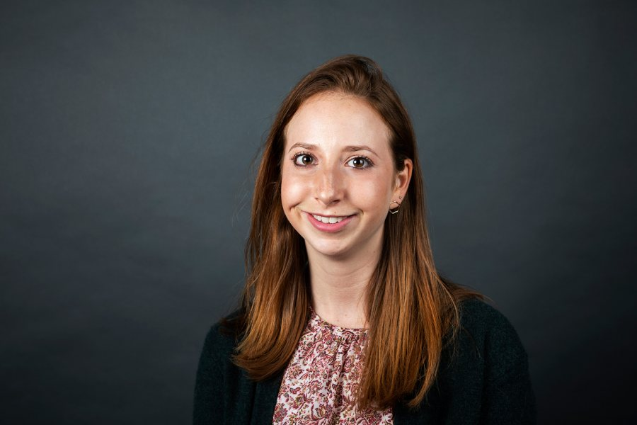 Sophia Marion '19 of Baltimore, a psychology major, was offered a Fulbright English Teaching Assistant award for Nepal. (Grace Link '19 for Bates College)