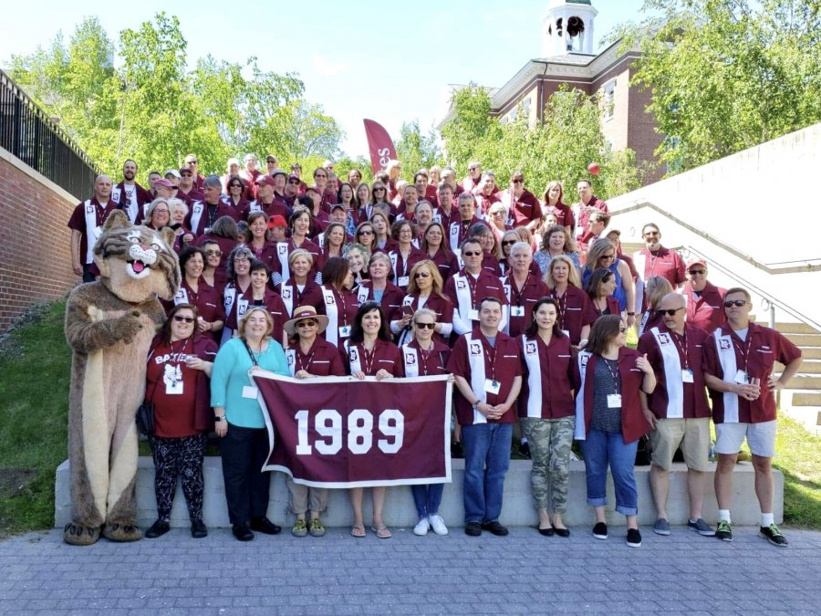 In the 2019 giving year, the Class of 1989 broke all giving and attendance records for a 30th Reunion class.