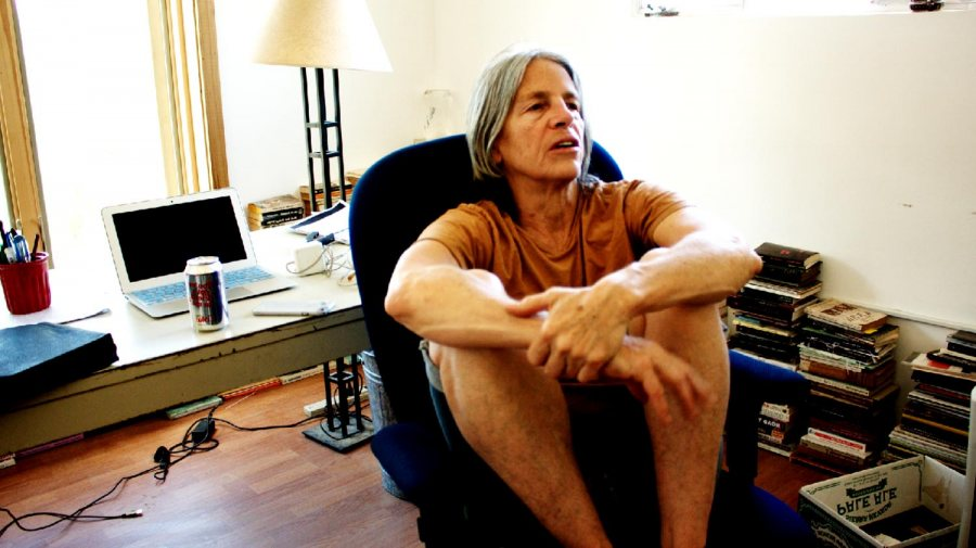 Novelist and poet Eileen Myles is among the artists appearing in <em>Queer Genius</em>.