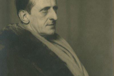 Man Ray (American 1890-1976)[Marsden Hartley], 1925Gelatin silver printGift of Norma Berger1955.1.118