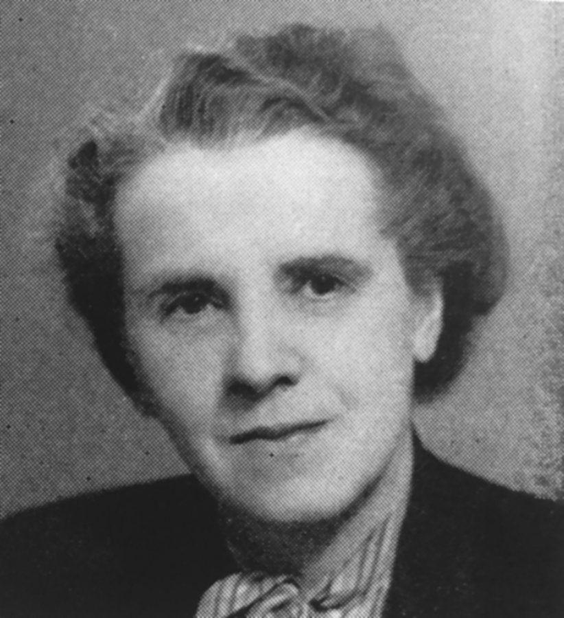 Hazel Hutchins Wilson, Class of 1919