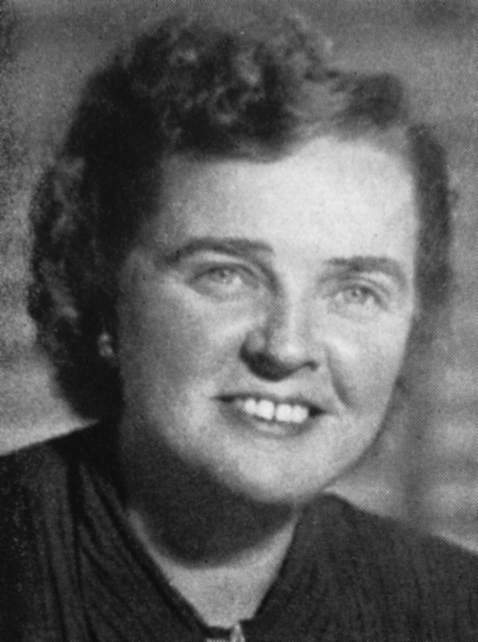 Marion Crosby Hoppin, Class of 1932