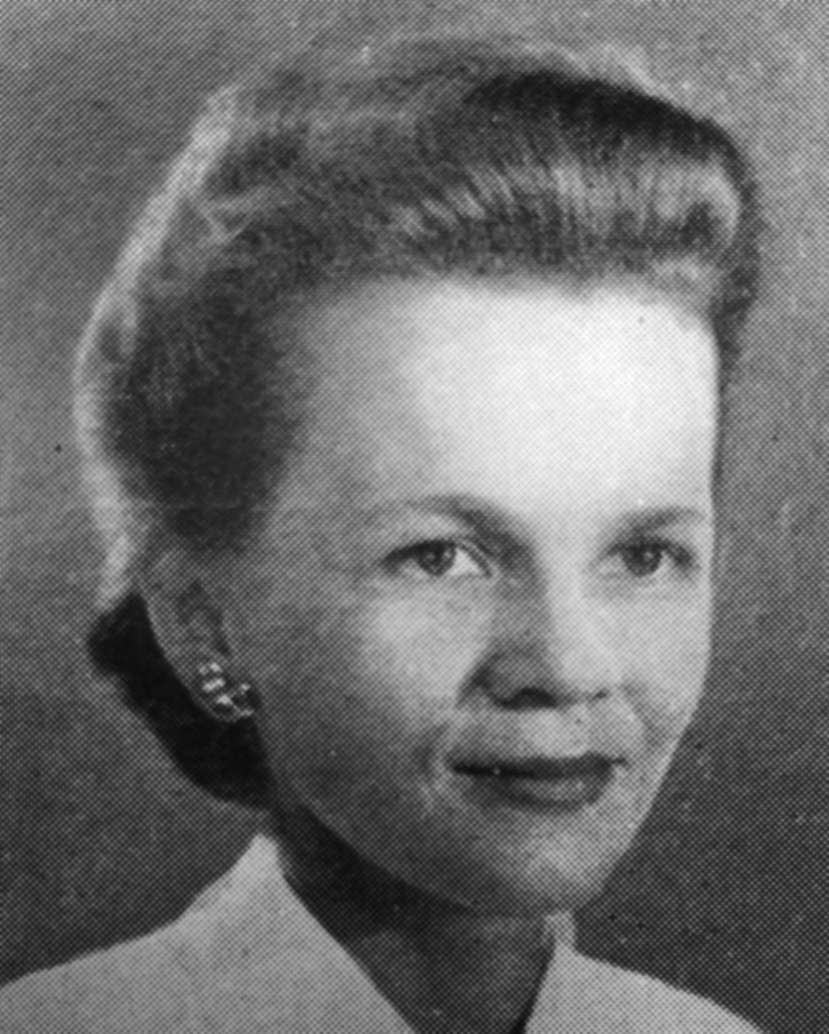 Helen Martikainen, Class of 1939