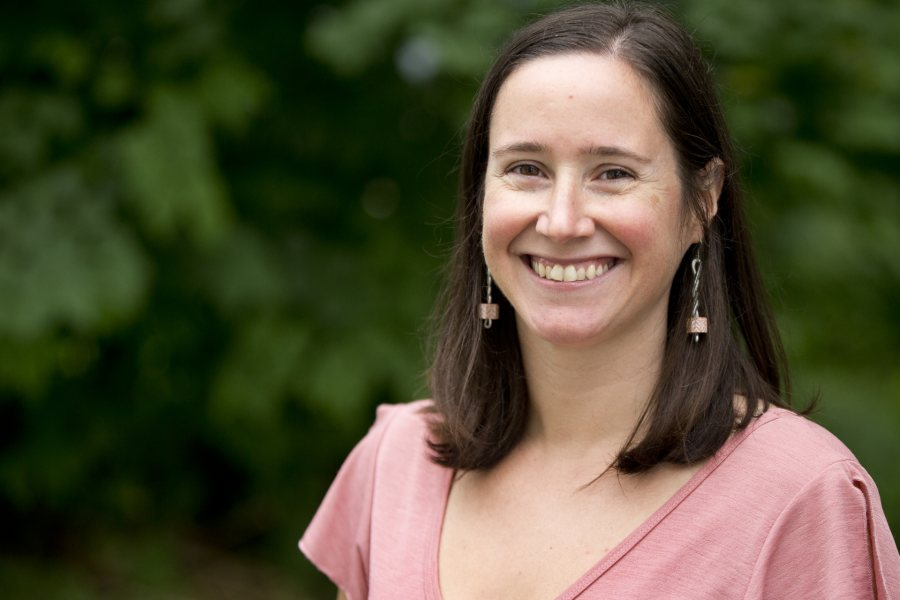 Associate Professor Mathematics Adriana Salerno has received tenure at Bates.