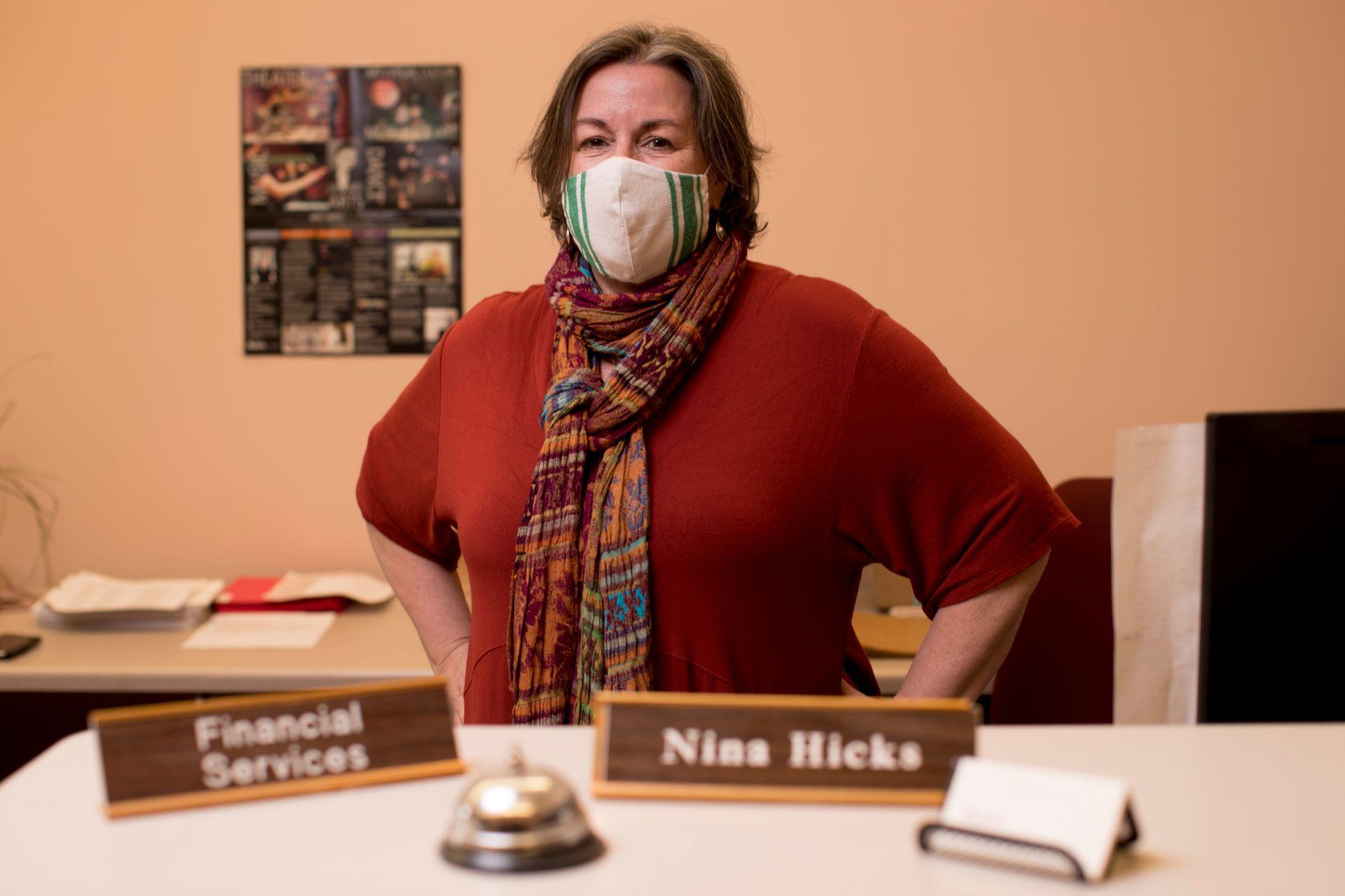 Nina Hicks in Libby Forum