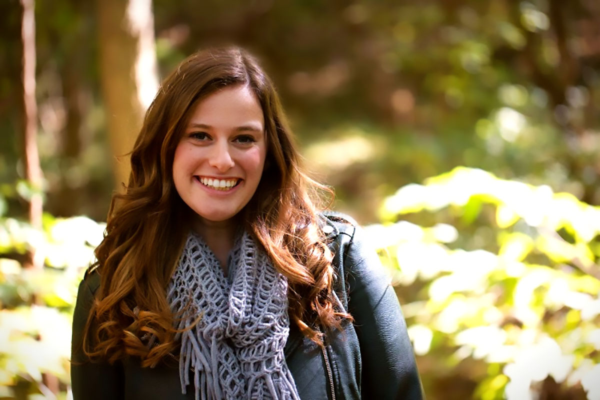 Elizabeth Kiley-Bergen '20, a double major in politics and in French and francophone studies from Troy, N.Y., has been offered a Fulbright Study/Research Award in France for 2021–22.