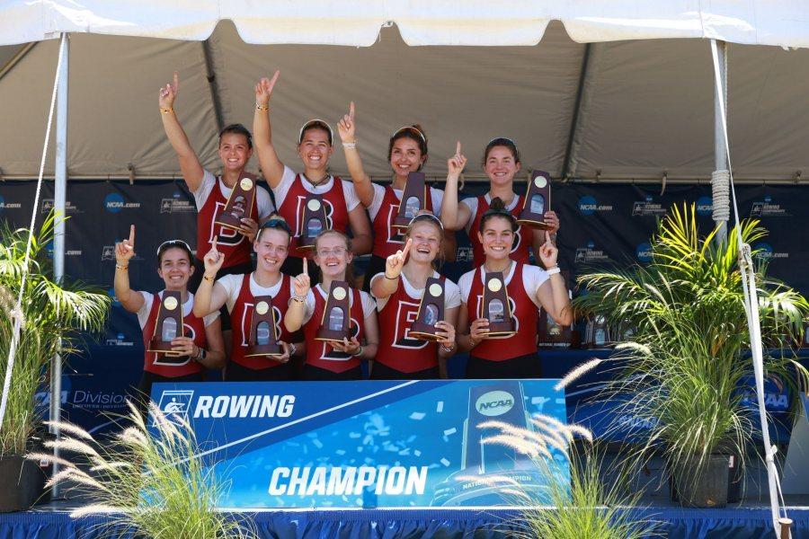 SARASOTA, FL - MAY 29: during the Division III Rowing Championship held at Nathan Benderson Park on May 29, 2021 in Sarasota, Florida. (Photo by Justin Tafoya/NCAA Photos via Getty Images)
