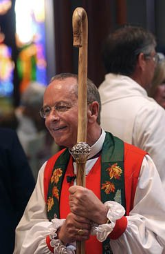Bishop V. Gene Robinson