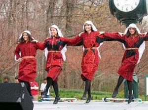 The DC-Dabkeh Troupe