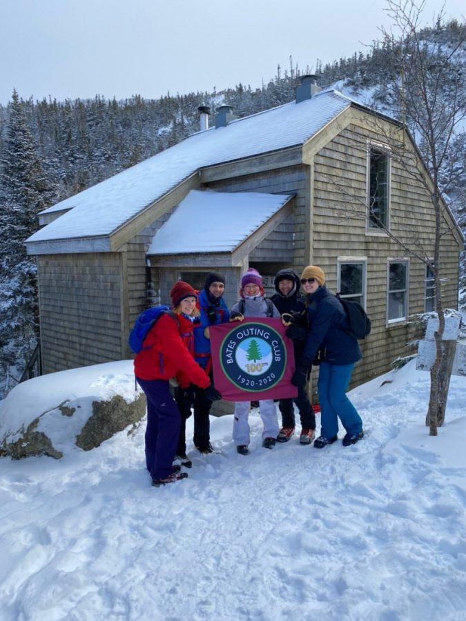 Overnight trip at Gray Knob Cabin on Mt. Adams!