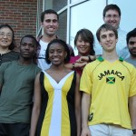 2012 Physics Summer Research students3