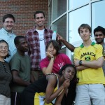 2012 Physics Summer Research students