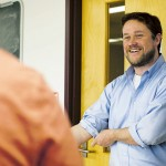 Nathan Lundblad, assistant professor of physics, chosen by NASA for space station research