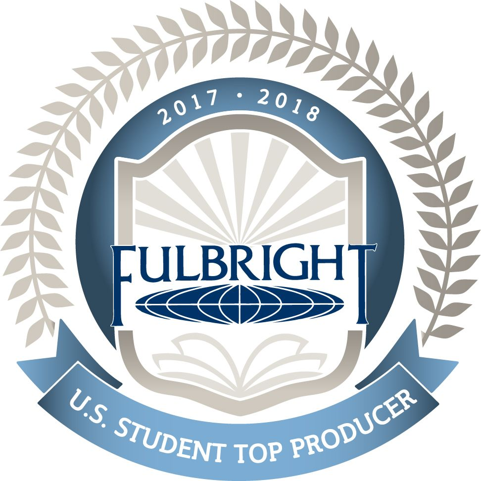 Fullbright 2017-2018 top producer badge