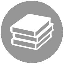 round icon education