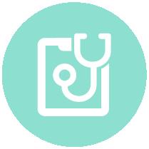 circle icon healthcare