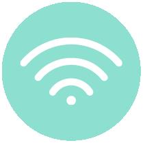 circle icon media