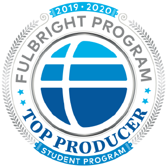 Fullbright 2019-2020 top producer badge