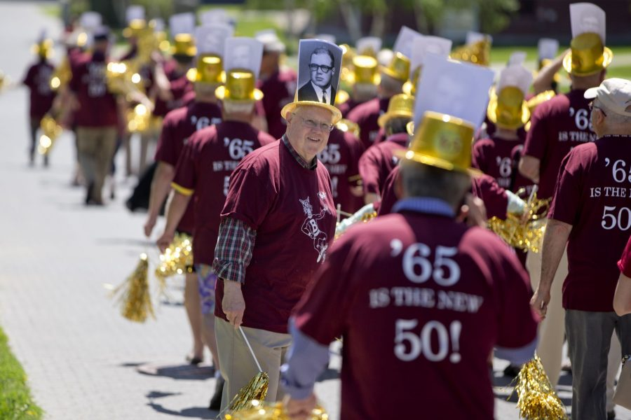 Alumni Parade Show your class spirit in the Alumni Parade. March, ride, or dance through a crowd of cheering Bates alumni and guests. Historic Quad and Alumni Walk