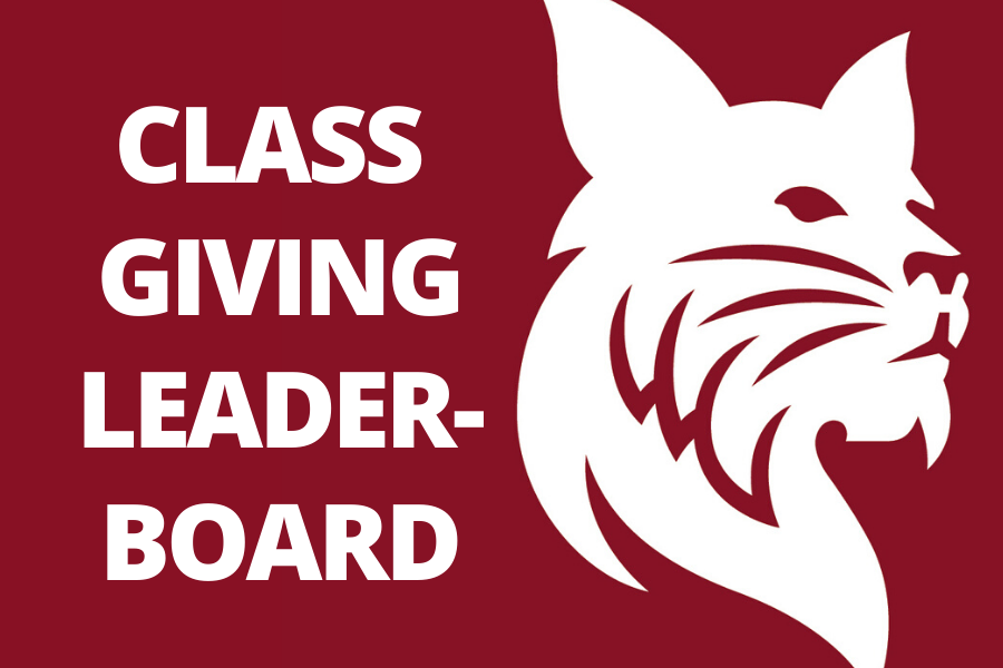 Class Giving Leaderboard