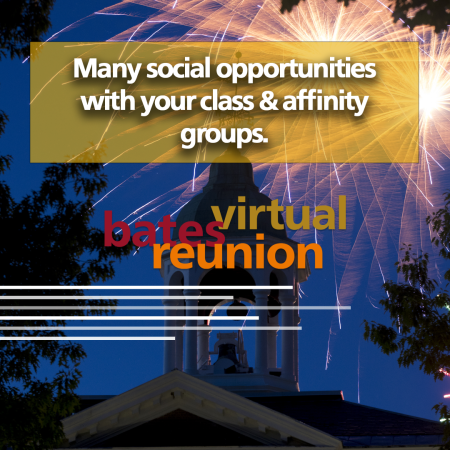 Many social opportunities with your class & affinity groups.