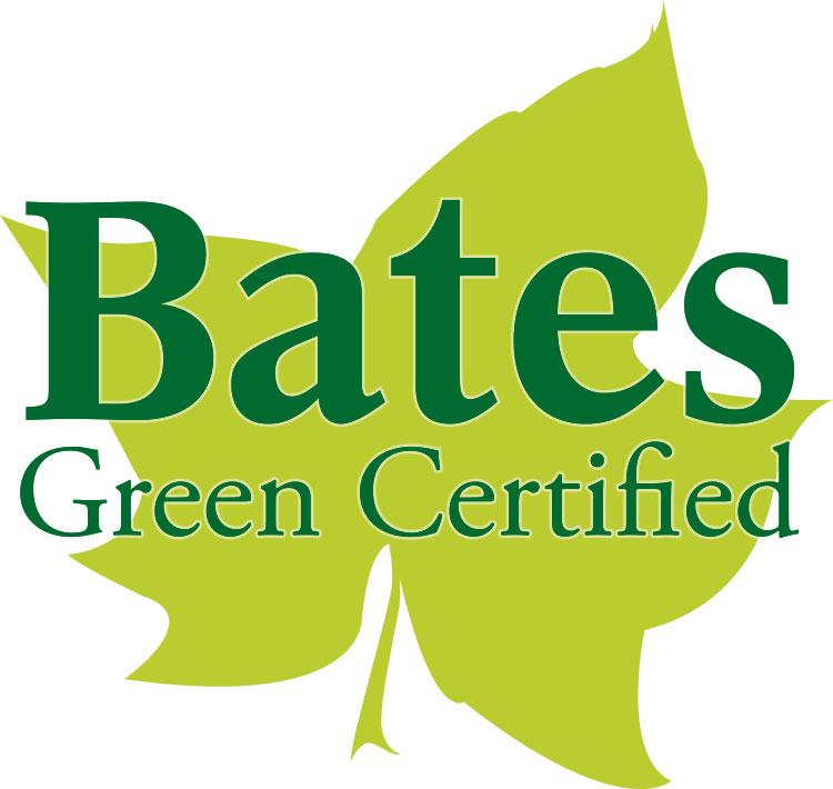 Green Certification Sustainability Bates College