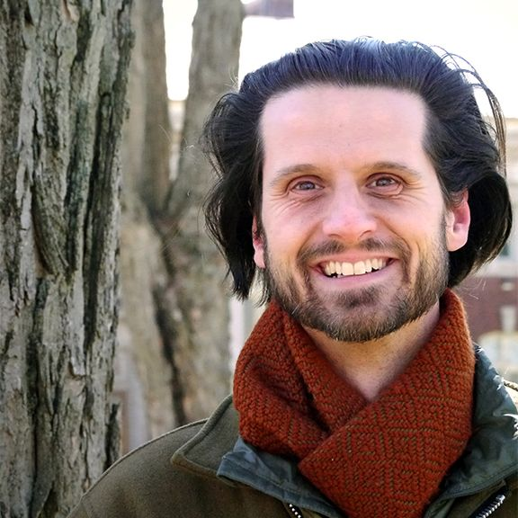 Tom Twist, Bates College Sustainability Manager
