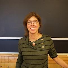 Lynne Lewis, Environmental Economist Professor at Bates College