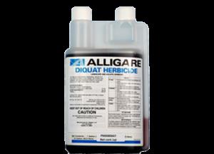 Diquat herbicide