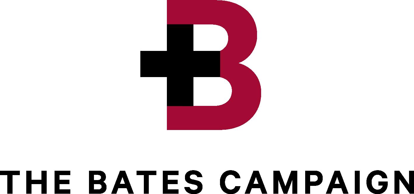 Bates Campaign logo
